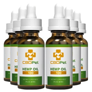 CBDPet Hemp Oil 6 Month Supply